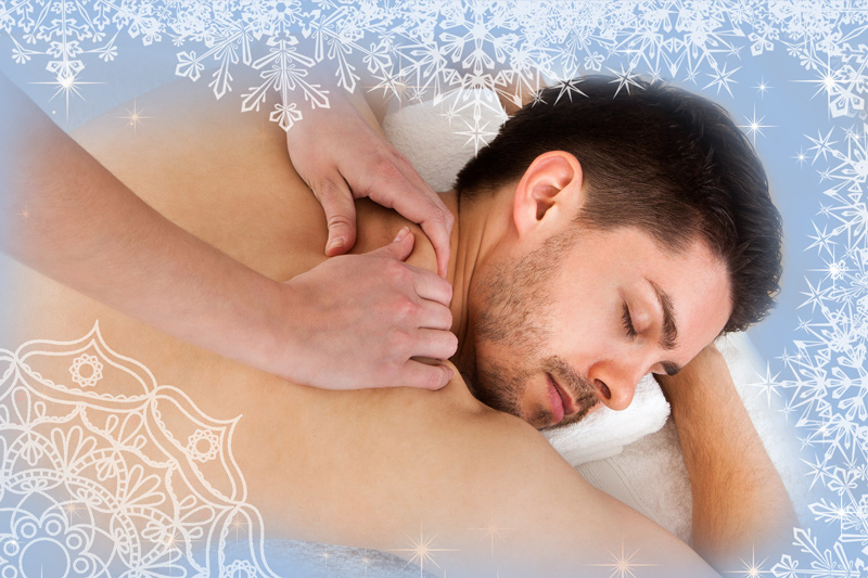 Happy Holidays Season Tantric Massage Promotions