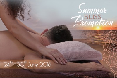 Tantric Massage in Oslo- Summer Bliss Promotion