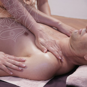 Double or 4 hands tantra massage